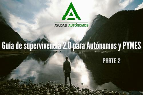 Guía de supervivencia 2.0 para Autónomos y Pymes   Parte 2