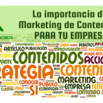 La importancia del Marketing de Contenidos para tu empresa