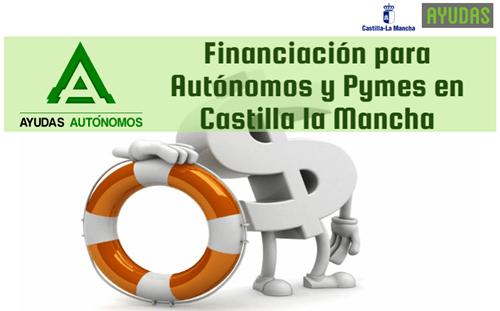 Financiación para Autónomos y Pymes en Castilla la Mancha