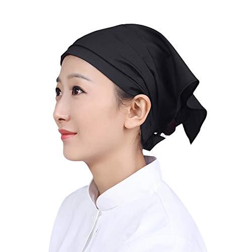 Tongliang - Sombrero profesional para cocinero o cocina, tocador,...