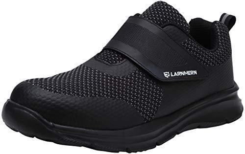 Zapatillas de Seguridad Hombre,LM180121 SBP Zapatos de Trabajo...