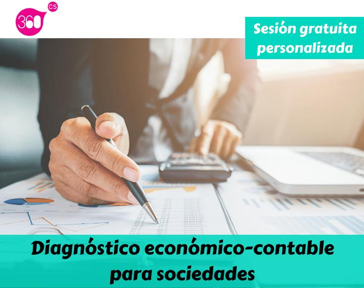 Diagnóstico económico-contable para sociedades 360