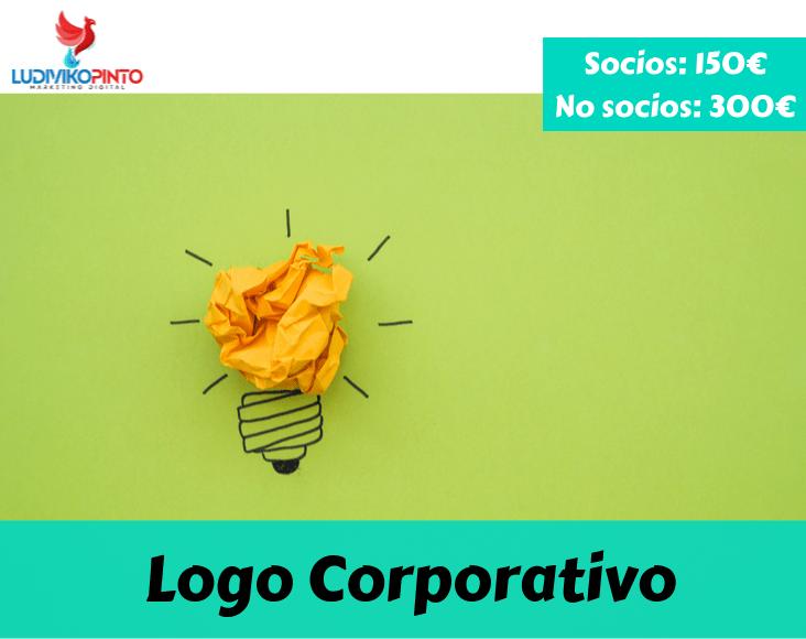 Diseño de Logo corporativo Ludiviko Pinto
