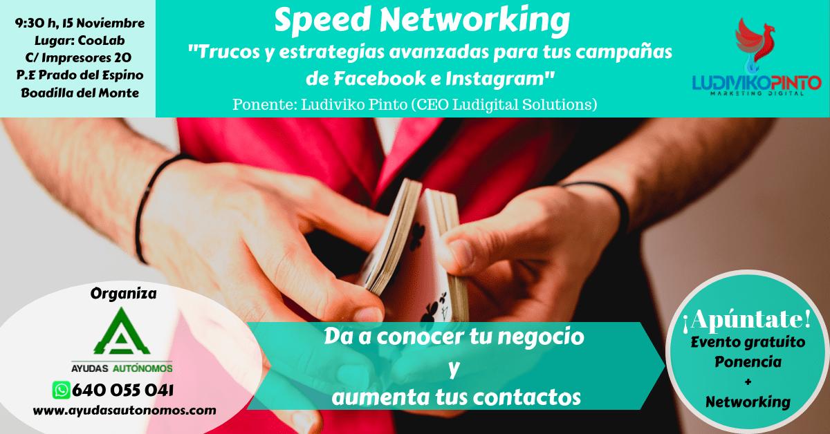Ponencia Trucos para Facebook e Instagram