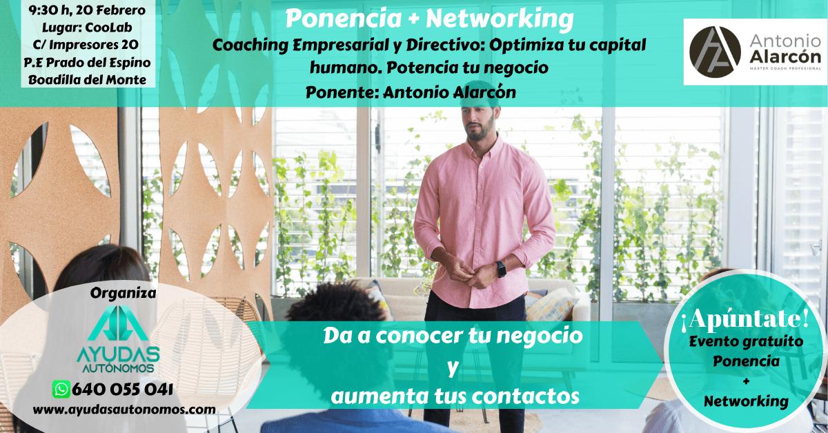 Coaching Empresarial y Directivo_ Optimiza tu capital humano. Potencia tu negocio