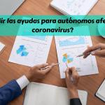 ¿Cómo pedir las ayudas para autónomos afectados por coronavirus?